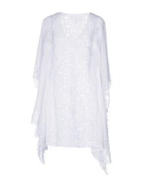 Блузка TEMPTATION. Цвет: белый
