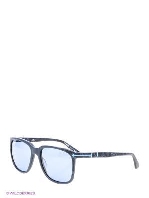 Солнцезащитные очки TM 508S 02 Opposit. Цвет: синий