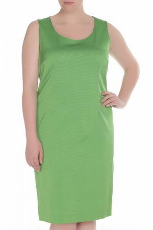 Платье Krizia. Цвет: зеленый