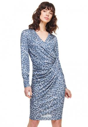 Платье Devita. Цвет: голубой