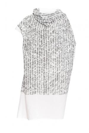 Платье из хлопка 161052 Un-namable. Цвет: разноцветный