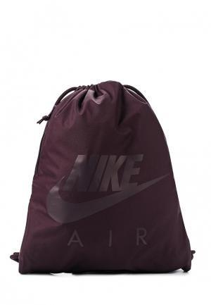 Мешок Nike. Цвет: фиолетовый