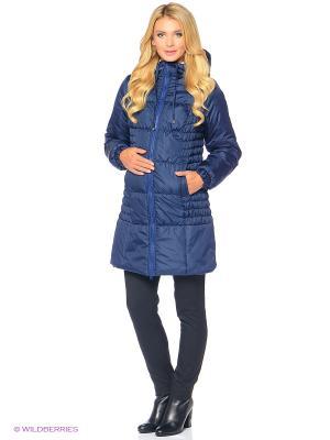 Куртка Адель. Цвет: темно-синий