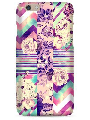 Чехол для Iphone6/6S Sahar. Цвет: сиреневый