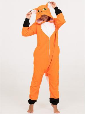 Кигуруми Футужама. Цвет: черный, белый, оранжевый