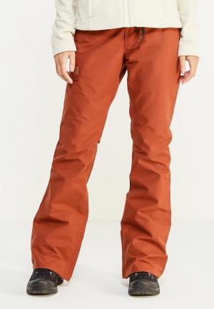 Брюки горнолыжные DC Shoes. Цвет: коричневый