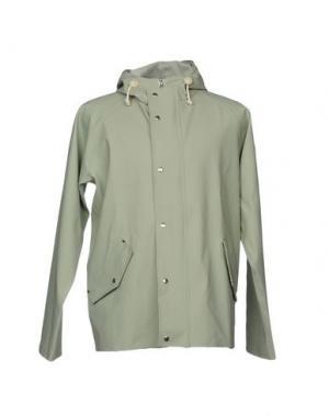 Куртка NORSE PROJECTS. Цвет: светло-зеленый