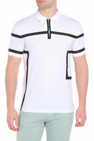 Рубашка-поло Bikkembergs. Цвет: a00+c74