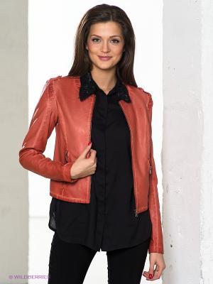 Куртка Conver Vintage. Цвет: рыжий