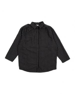Pубашка MORLEY. Цвет: свинцово-серый
