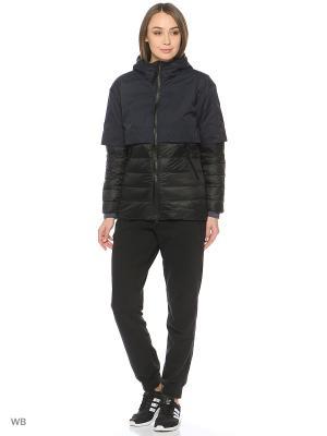 Куртка CLIMAHEAT LIGHT JACKET Adidas. Цвет: черный