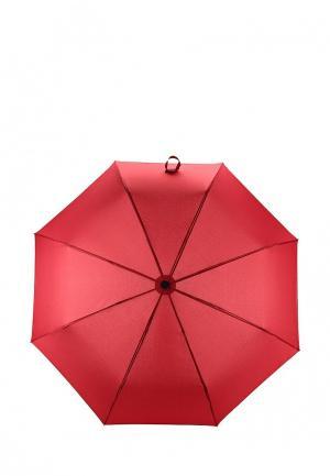 Зонт складной Modis. Цвет: красный