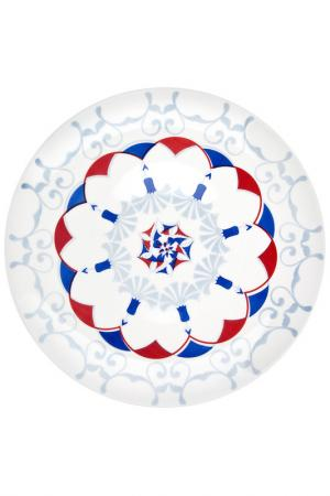 Тарелка обеденная Стамбул Biona. Цвет: мультиколор