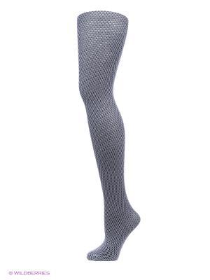 Колготки CODE-30. Цвет: серый