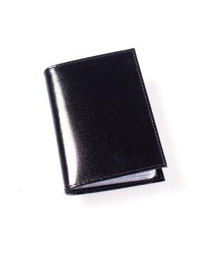 Визитница карманная BEFLER. Цвет: черный