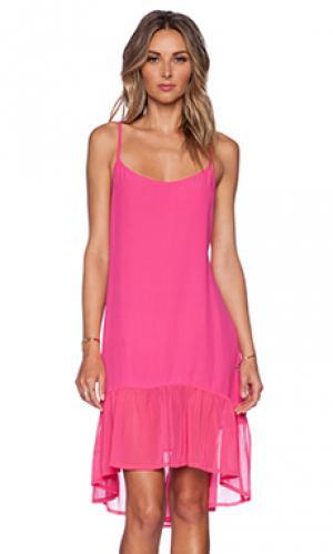 Платье story time May.. Цвет: розовый