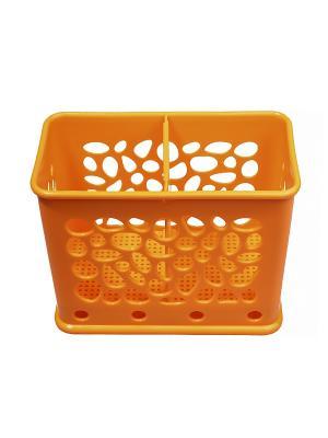 Подставка для столовых приборов Migura. Цвет: оранжевый