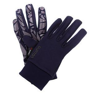 Перчатки сноубордические женские  Wb Pwrstretch Lnr Hex Burton. Цвет: фиолетовый