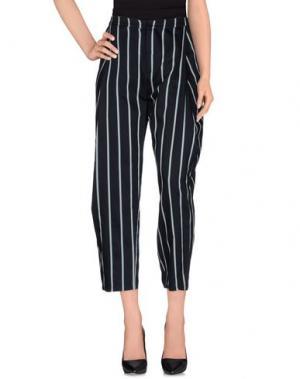 Повседневные брюки EMMA COOK. Цвет: темно-синий