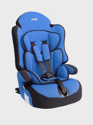 Детское автомобильное кресло ПРАЙМ Isofix SIGER. Цвет: синий