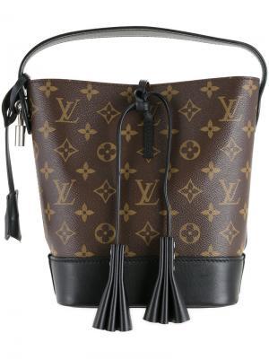 Idole PM Noe tote Louis Vuitton Vintage. Цвет: коричневый