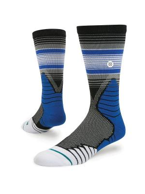 Носки BASKETBALL PERFORMANCE THREE POINT (SS17) Stance. Цвет: черный, серый, синий