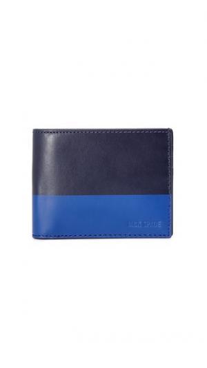 Узкий кожаный бумажник Dipped Jack Spade