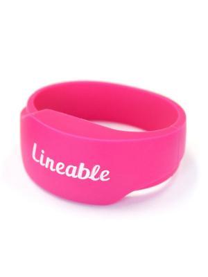 Поисковое устройство Lineable. Цвет: розовый