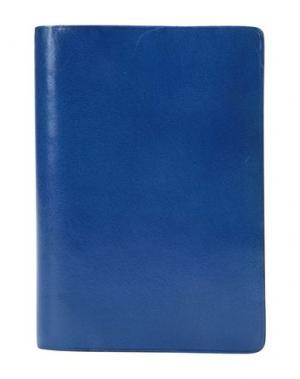 Чехол для документов IL BUSSETTO. Цвет: синий