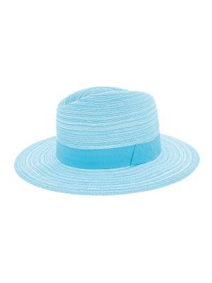 Шляпа R.Mountain. Цвет: голубой
