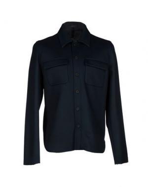 Pубашка HŌSIO. Цвет: темно-синий
