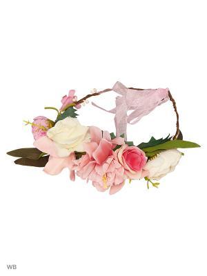 Венок-ободок X'Zotic. Цвет: розовый