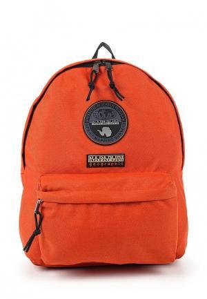 Рюкзак Napapijri. Цвет: оранжевый
