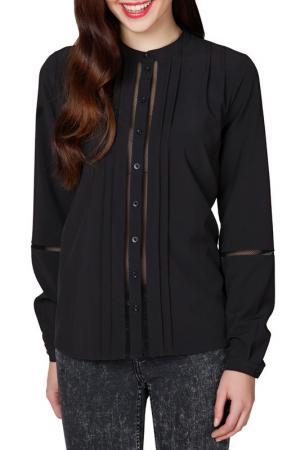 Рубашка Ambigante. Цвет: черный