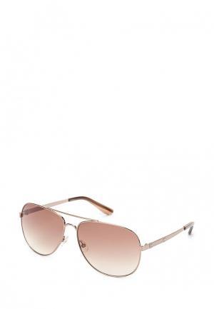 Очки солнцезащитные Juicy Couture. Цвет: коричневый