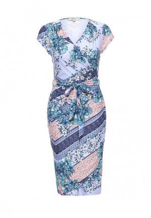 Платье Y by Yumi. Цвет: фиолетовый