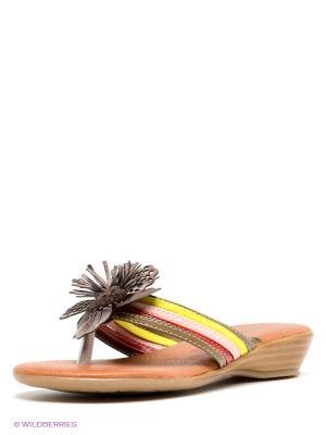 Пантолеты Benta. Цвет: серый, коричневый, розовый