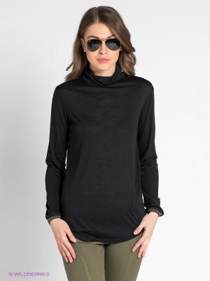 Водолазка American Outfitters. Цвет: черный