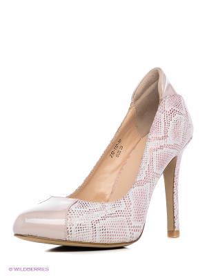 Туфли Dino Ricci. Цвет: розовый