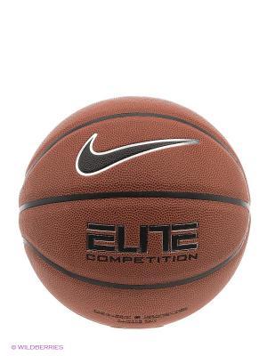 Мяч ELITE COMPETITION 8-PANEL (7) Nike. Цвет: оранжевый