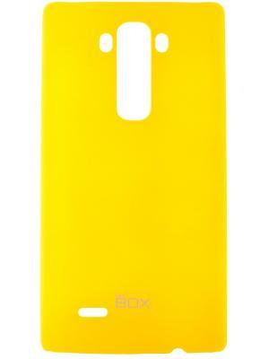 LG G Flex 2 skinBOX Shield 4People. Цвет: желтый