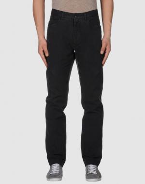 Повседневные брюки PORTLAND. Цвет: стальной серый