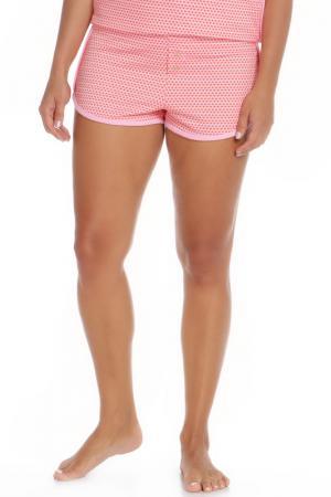 Шорты Juicy Couture. Цвет: розовый