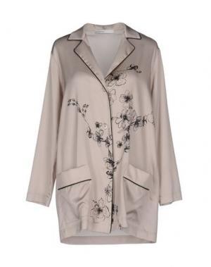 Pубашка GENTRYPORTOFINO. Цвет: светло-серый