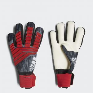 Вратарские перчатки Predator Pro Junior  Performance adidas. Цвет: красный
