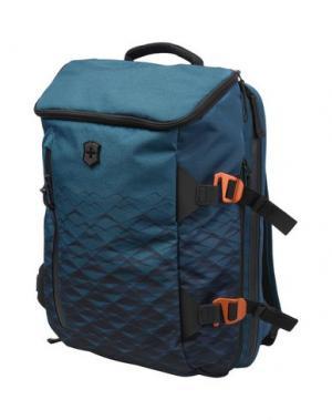 Рюкзаки и сумки на пояс VICTORINOX. Цвет: цвет морской волны