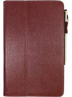 Обложка skinBOX standard для планшета Asus MeMO Pad ME172V. Цвет: коричневый