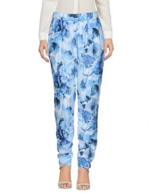 Повседневные брюки NORTH SAILS. Цвет: небесно-голубой