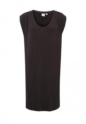 Платье Gap. Цвет: серый