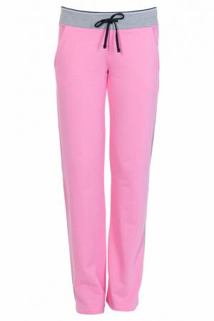 Спортивные брюки Ice Iceberg. Цвет: розовый